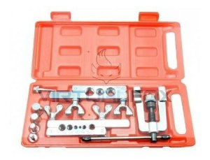 Kit Flangeador Alargador Tubos Cobre e Plástico CT-275