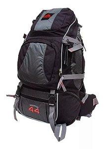 Mochila Camping Trekking Trilhas E Rumos Crampon 44 L Trilha
