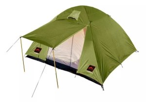 Barraca Camping Cobra 4 Acampamento Trekking Trilhas Rumos