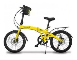 Bicicleta Dobravel Two Dogs Pliage Novo Modelo