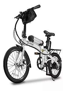 Bicicleta Elétrica Dobrável Two Dogs Pliage Plus