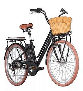 Bicicleta Elétrica Avanti Blitz Até 25km/h Bike Vintage