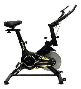 Bicicleta Spinning Acte Sports Até 100kg E16 8kg Regulável