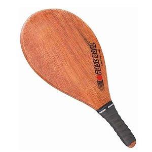 Raquete De Frescobol Fastball Tradicional Com Bolinha