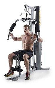 Estação De Musculação Gold´s Gym Xrs 50 Treinamento Em Casa