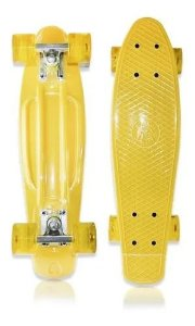 Skate Mini Cruiser Penny Até 100 Kilos Old School