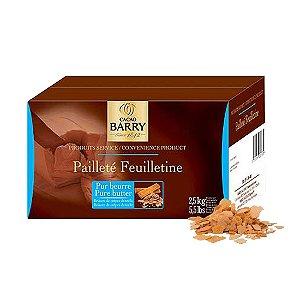 Pailleté Feuilletine - massa folhada 2,5kg
