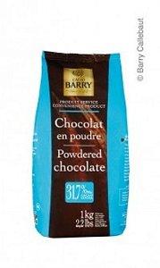 Chocolate em pó 31,7% 1kg - Linha importada