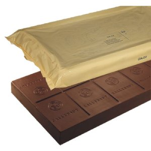 Gianduia - chocolate ao leite 26% com avelãs  barra 5kg