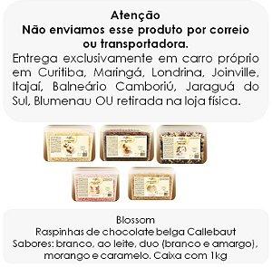Blossom - Raspinha de Chocolate Belga