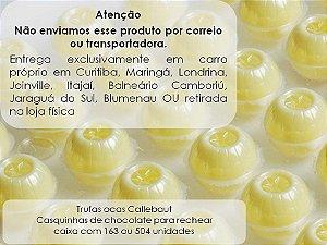 Shells - Trufas Ocas Callebaut