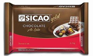 Chocolate nobre Sicao em barra - Linha Nacional