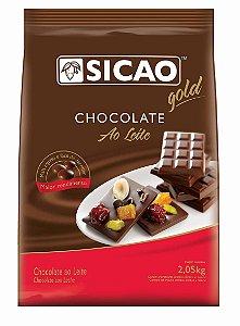 Chocolate nobre Sicao em Gotas - Linha Nacional