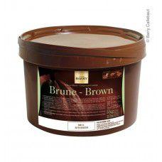Pate Brune - cobertura meio amargo 5kg Cacao Barry