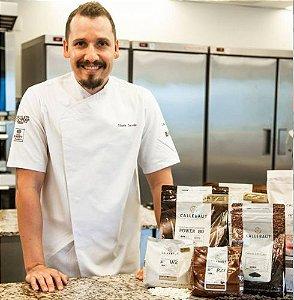 Curso Presencial: Chocolataria Básica - Chef Cássio Cevallos 09.05.2018
