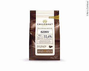 823 Chocolate ao Leite 33,6% - Gotas 2,5kg