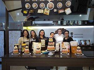 Curso Presencial: Brigadeiro gourmet + montagem Torre com Chef Gláucia Scheffel 19.10.18