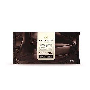 811 Chocolate Amargo 54,5% - Barra 5kg