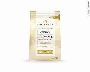 CW2 - Chocolate Branco - Gotas 2,5kg