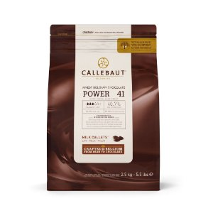 Power 41% - Chocolate ao Leite - Gotas 2,5kg