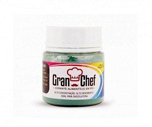 Corante Lipossolúvel Gran Chef - Verde