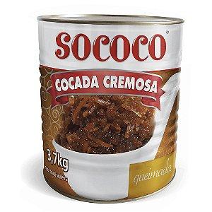Cocada Queimada Sococo - Balde 3,7kg