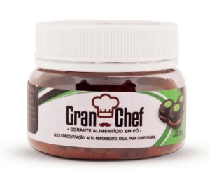 Corante Hidrossolúvel Gran Chef - Verde 30g