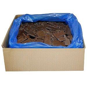 kibbles - Cobertura Fracionada em Lascas meio amargo  Sicao - Caixa 10kg