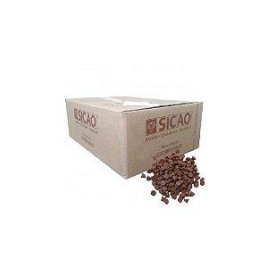 Chips Cobertura Forneável meio amargo Sicao - caixa 10kg
