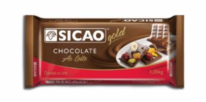 Chocolate Barra ao leite sicao