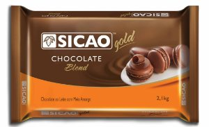 Chocolate Barra Blend  sicao