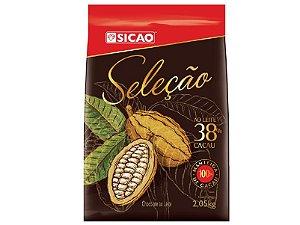 Seleção - Chocolate ao leite 38% Sicao 2,05kg