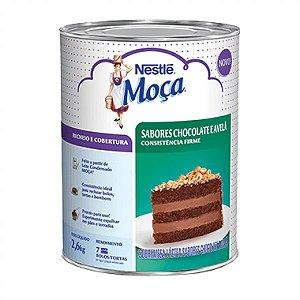 Recheio Chocolate e Avelã2,6kg