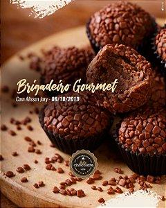 Curso Presencial: Brigadeiro Gourmet com Alisson Jory 08.10.2019 (terça-feira)