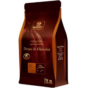 Drops - Chips Forneáveis amargo 50% Cacao Barry