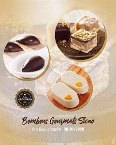 Curso Presencial - Bombons Gourmets SICAO com Glaucia Scheffel - 30.01.2020 (quinta)