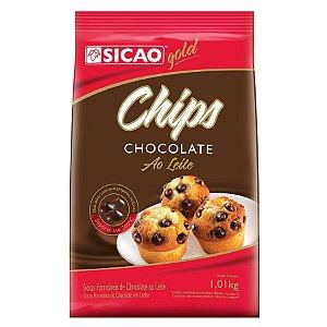 Chips Forneáveis Sicao - Linha Nacional 1kg