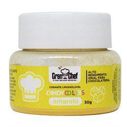 Corante Lipossolúvel em Pó Candy Colors - 30g