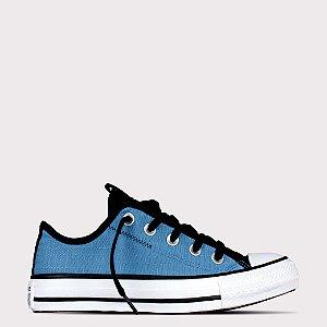 Tênis Converse All Star Chuck Taylor Ox - Azul Escuro/Preto