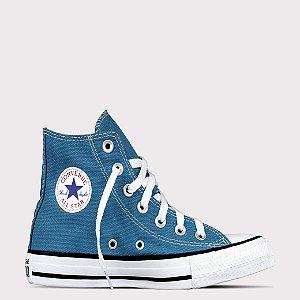 Tênis Converse All Star Chuck Taylor Hi - Azul Escuro