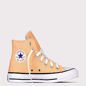 Tênis Converse All Star Chuck Taylor Hi - Melão