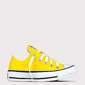 Tênis Converse All Star Chuck Taylor Ox - Amarelo