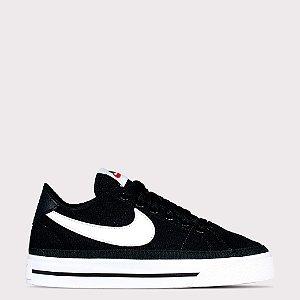Tênis Nike WMNS Court Legacy CNVS - Preto