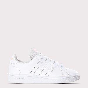 Tênis Adidas Advantage Base W - Branco