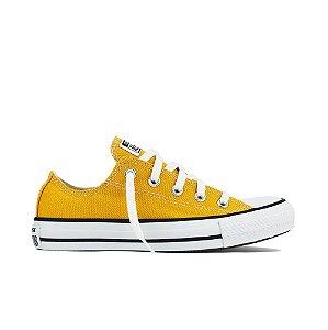 Tênis Converse All Star Chuck Taylor - Amarelo Minério