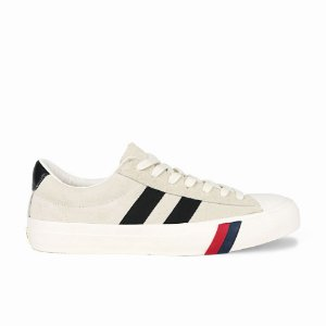 Tênis Pro Keds Masculino Camurça Royal Plus - Off White
