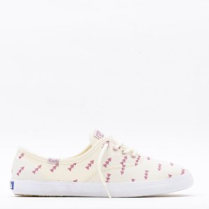 Tênis Keds Champion Metallic Hygge Feminino - Cotton