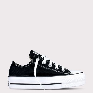 Tênis Converse All Star Chuck Taylor Lift - Preto