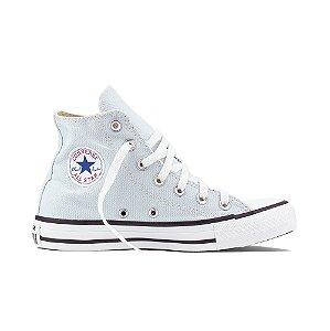 Tênis Converse All Star Cano Alto Chuck Taylor - Cinza Puro