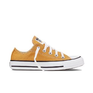 Tênis Converse All Star Chuck Taylor - Amarelo Mostarda